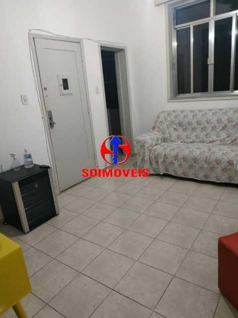 SALA - Apartamento 2 quartos à venda Grajaú, Rio de Janeiro - R$ 430.000 - TJAP21106 - 1