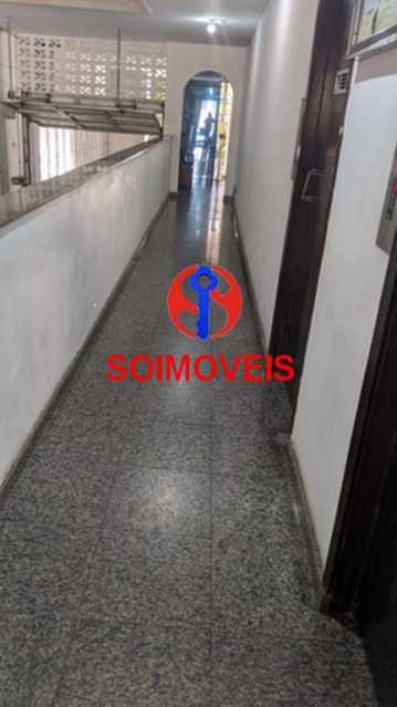 Acesso ao elevador  - Apartamento 2 quartos à venda Andaraí, Rio de Janeiro - R$ 570.000 - TJAP21111 - 13