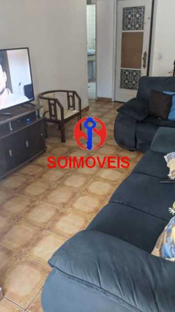 Sala - Apartamento 2 quartos à venda Andaraí, Rio de Janeiro - R$ 570.000 - TJAP21111 - 4