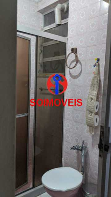 Banheiro social  - Apartamento 2 quartos à venda Andaraí, Rio de Janeiro - R$ 570.000 - TJAP21111 - 12