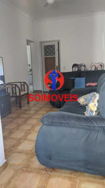 Sala - Apartamento 2 quartos à venda Andaraí, Rio de Janeiro - R$ 570.000 - TJAP21111 - 3