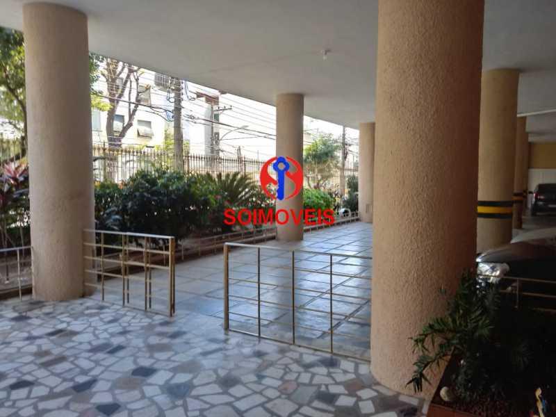port - Apartamento 2 quartos à venda Méier, Rio de Janeiro - R$ 250.000 - TJAP21113 - 3