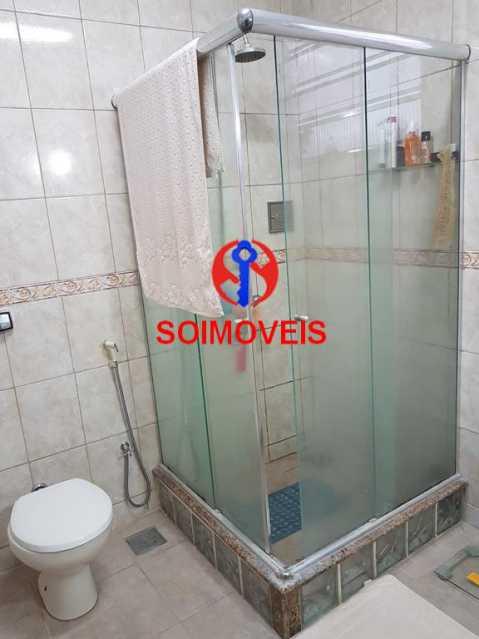 Banheiro social - Apartamento 3 quartos à venda Vila Isabel, Rio de Janeiro - R$ 789.000 - TJAP30500 - 20