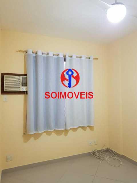 Quarto 3 - Apartamento 3 quartos à venda Vila Isabel, Rio de Janeiro - R$ 789.000 - TJAP30500 - 10