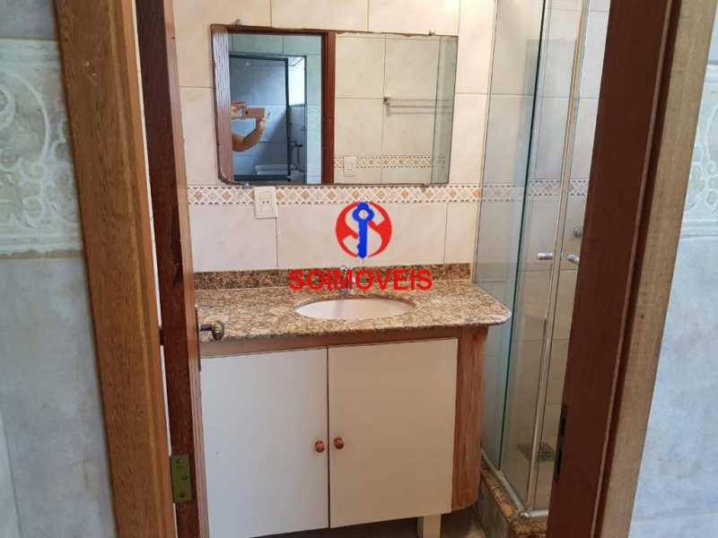 Banheiro social 2 - Apartamento 3 quartos à venda Vila Isabel, Rio de Janeiro - R$ 789.000 - TJAP30500 - 21