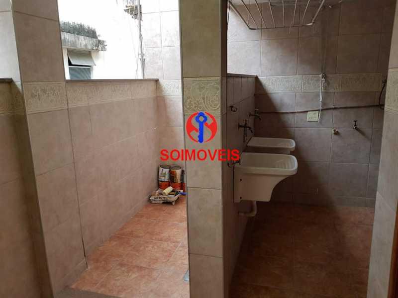 Área de serviço - Apartamento 3 quartos à venda Vila Isabel, Rio de Janeiro - R$ 789.000 - TJAP30500 - 24