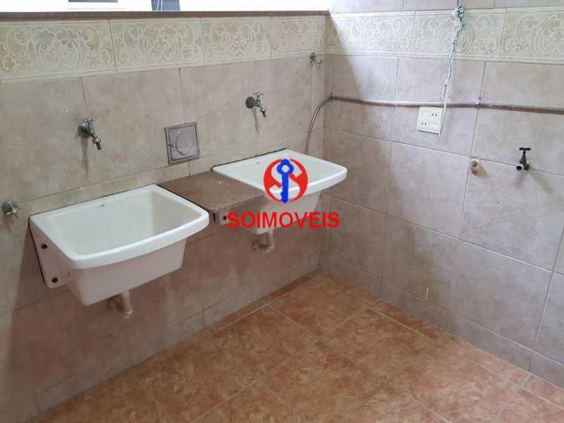 Área de serviço - Apartamento 3 quartos à venda Vila Isabel, Rio de Janeiro - R$ 789.000 - TJAP30500 - 25