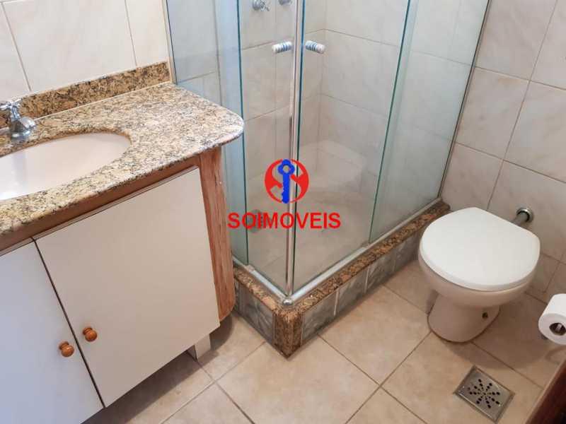 Banheiro social 2 - Apartamento 3 quartos à venda Vila Isabel, Rio de Janeiro - R$ 789.000 - TJAP30500 - 23