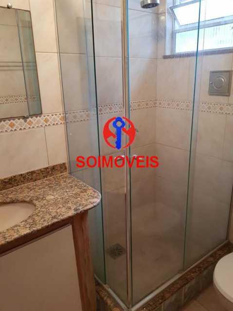 Banheiro social 2 - Apartamento 3 quartos à venda Vila Isabel, Rio de Janeiro - R$ 789.000 - TJAP30500 - 22