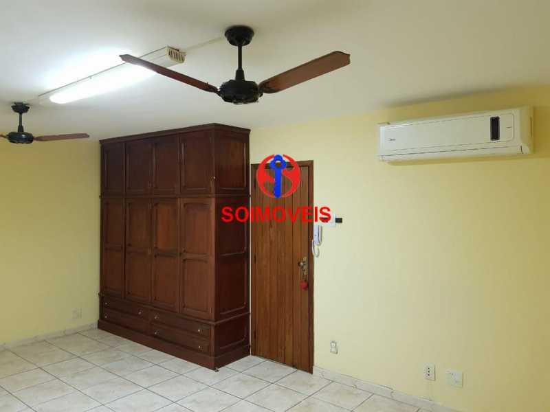Quarto  - Apartamento 3 quartos à venda Vila Isabel, Rio de Janeiro - R$ 789.000 - TJAP30500 - 5