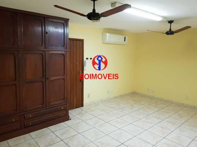 Quarto - Apartamento 3 quartos à venda Vila Isabel, Rio de Janeiro - R$ 789.000 - TJAP30500 - 4