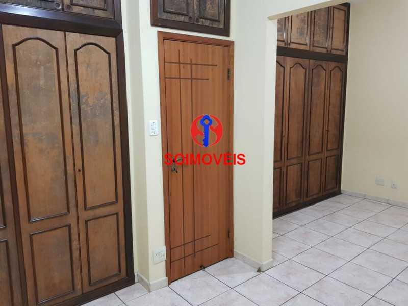 Quarto 2  - Apartamento 3 quartos à venda Vila Isabel, Rio de Janeiro - R$ 789.000 - TJAP30500 - 6