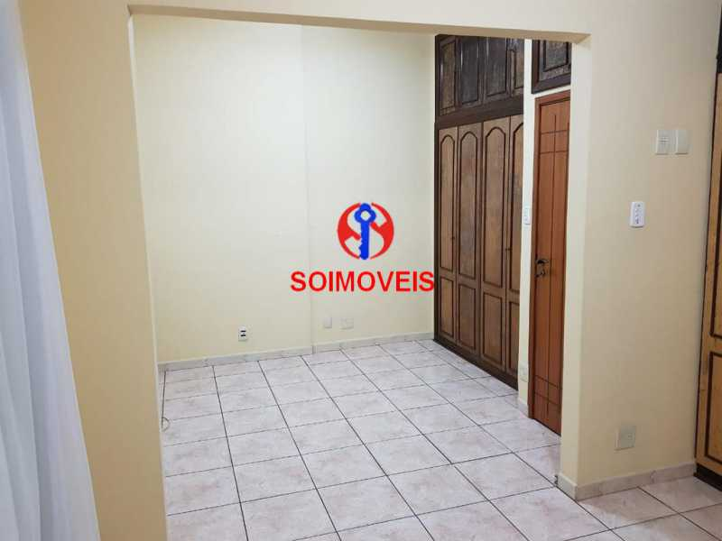 Quarto 2  - Apartamento 3 quartos à venda Vila Isabel, Rio de Janeiro - R$ 789.000 - TJAP30500 - 7