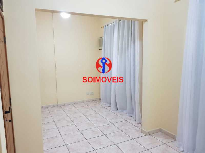 Quarto 2  - Apartamento 3 quartos à venda Vila Isabel, Rio de Janeiro - R$ 789.000 - TJAP30500 - 8