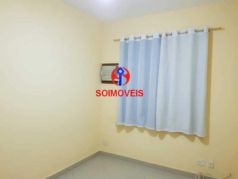 Quarto 3 - Apartamento 3 quartos à venda Vila Isabel, Rio de Janeiro - R$ 789.000 - TJAP30500 - 9
