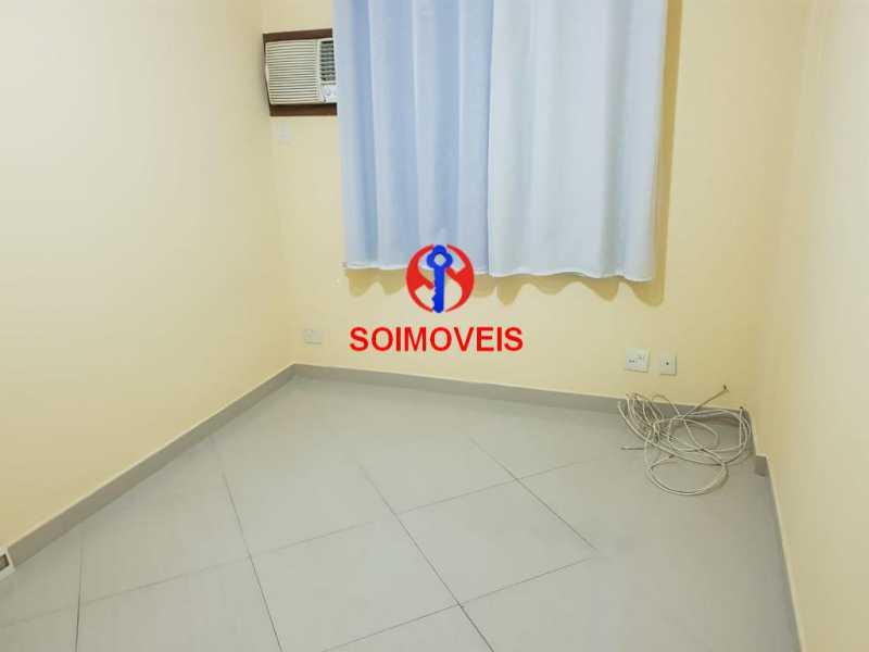Quarto 3 - Apartamento 3 quartos à venda Vila Isabel, Rio de Janeiro - R$ 789.000 - TJAP30500 - 11