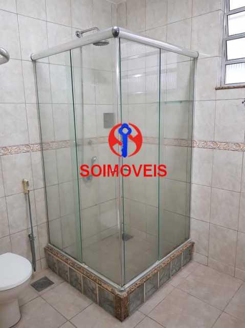Banheiro social  - Apartamento 3 quartos à venda Vila Isabel, Rio de Janeiro - R$ 789.000 - TJAP30500 - 19