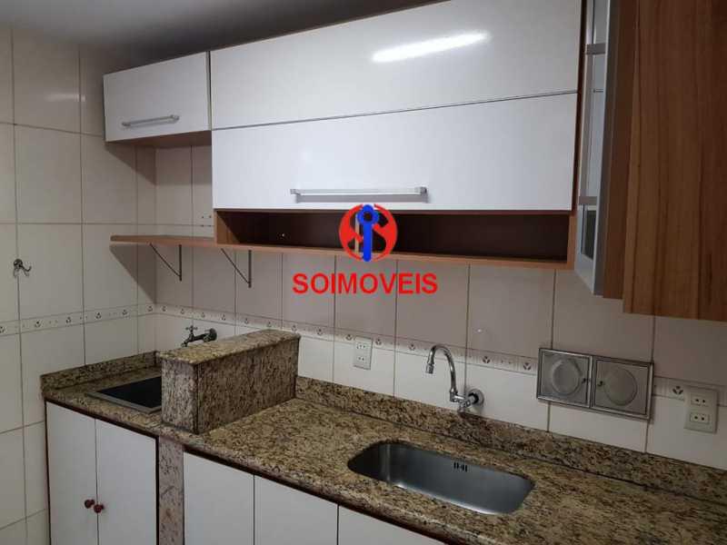 Cozinha - Apartamento 3 quartos à venda Vila Isabel, Rio de Janeiro - R$ 789.000 - TJAP30500 - 12