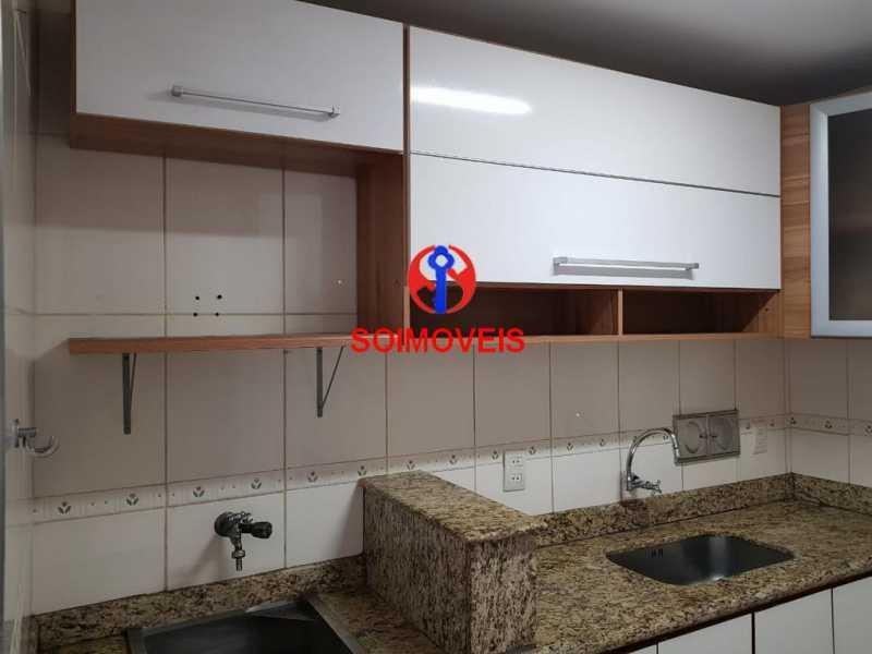 Cozinha - Apartamento 3 quartos à venda Vila Isabel, Rio de Janeiro - R$ 789.000 - TJAP30500 - 13
