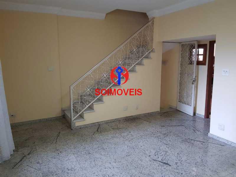 Sala - Apartamento 3 quartos à venda Vila Isabel, Rio de Janeiro - R$ 789.000 - TJAP30500 - 3