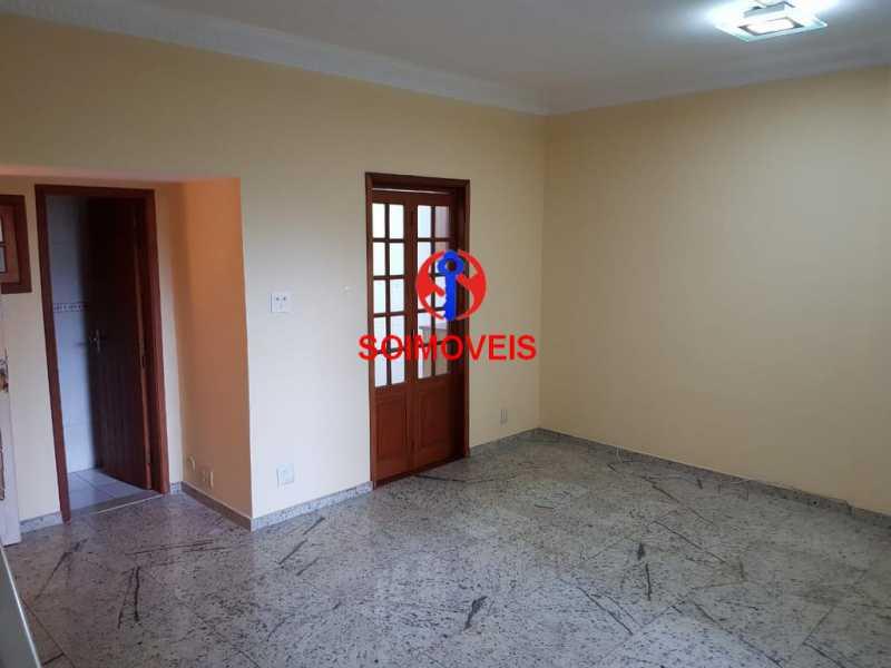 Sala - Apartamento 3 quartos à venda Vila Isabel, Rio de Janeiro - R$ 789.000 - TJAP30500 - 1