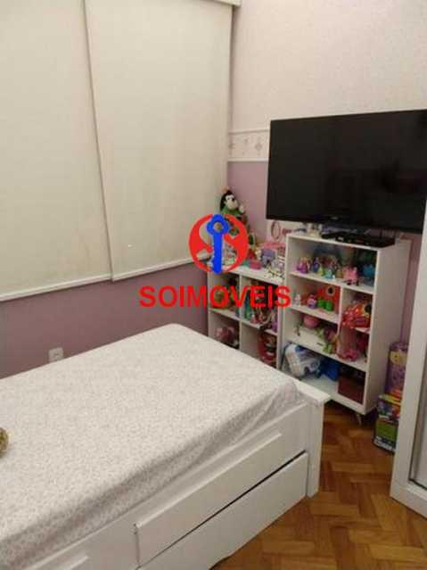 Quarto 2 - Apartamento 4 quartos à venda Rio Comprido, Rio de Janeiro - R$ 630.000 - TJAP40035 - 9