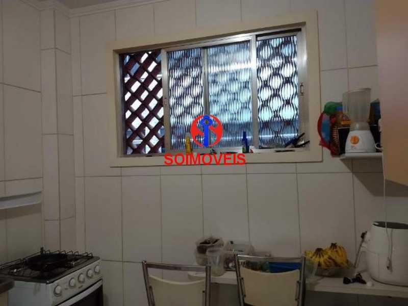 Cozinha - Apartamento 4 quartos à venda Rio Comprido, Rio de Janeiro - R$ 630.000 - TJAP40035 - 15