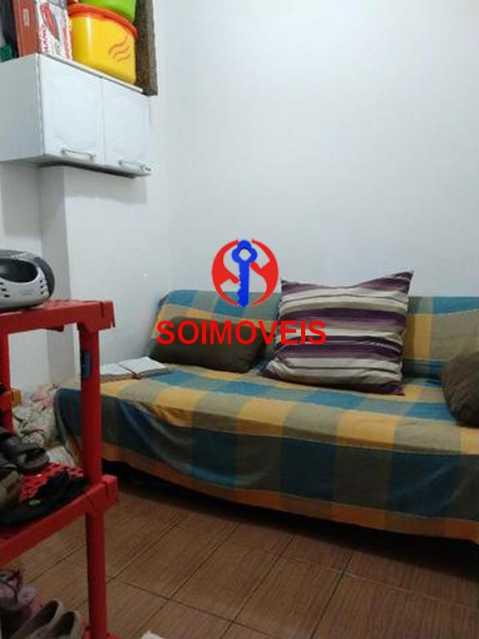 Quarto 3 - Apartamento 4 quartos à venda Rio Comprido, Rio de Janeiro - R$ 630.000 - TJAP40035 - 11