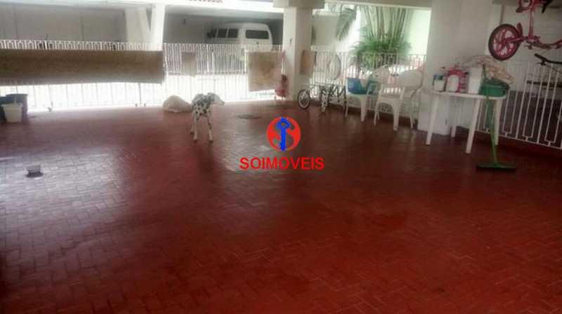 Garagem - Apartamento 4 quartos à venda Rio Comprido, Rio de Janeiro - R$ 630.000 - TJAP40035 - 21