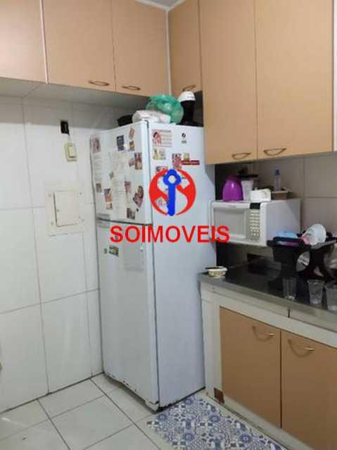 Cozinha - Apartamento 4 quartos à venda Rio Comprido, Rio de Janeiro - R$ 630.000 - TJAP40035 - 14