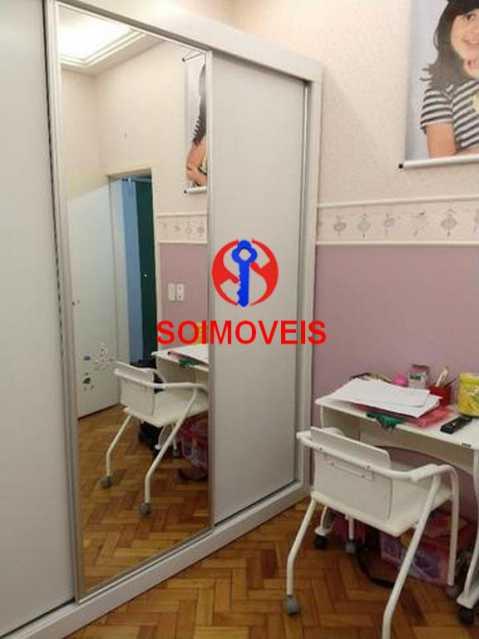 Quarto 2 - Apartamento 4 quartos à venda Rio Comprido, Rio de Janeiro - R$ 630.000 - TJAP40035 - 10