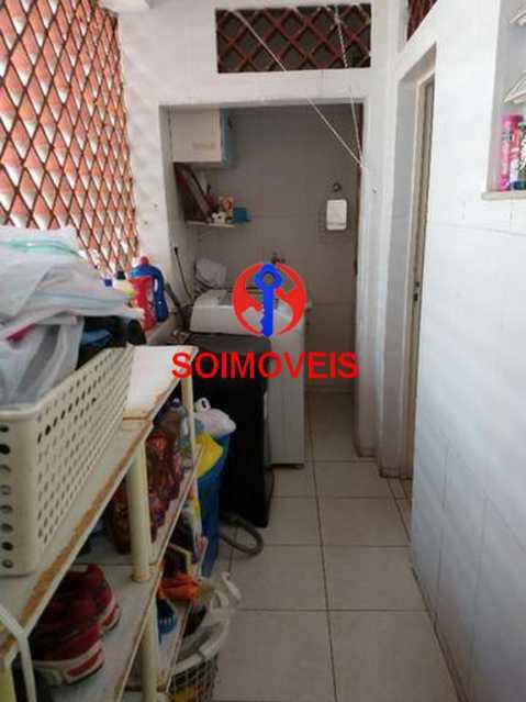 Dependência - Apartamento 4 quartos à venda Rio Comprido, Rio de Janeiro - R$ 630.000 - TJAP40035 - 19