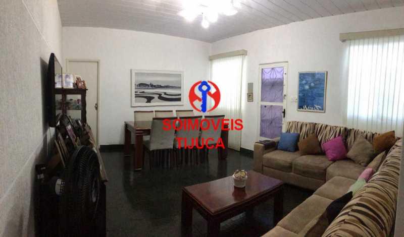 1-sl - Casa 3 quartos à venda Andaraí, Rio de Janeiro - R$ 580.000 - TJCA30060 - 1