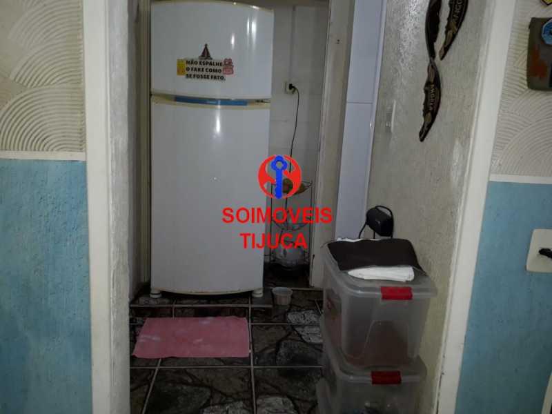 5-ar - Casa 3 quartos à venda Andaraí, Rio de Janeiro - R$ 580.000 - TJCA30060 - 7