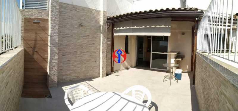 imagem2 Cópia - Cobertura 3 quartos à venda Rio Comprido, Rio de Janeiro - R$ 670.000 - TJCO30038 - 8