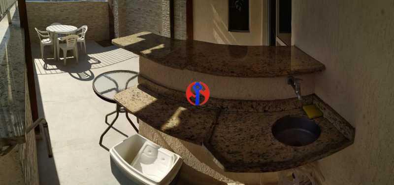 imagem3 Cópia - Cobertura 3 quartos à venda Rio Comprido, Rio de Janeiro - R$ 670.000 - TJCO30038 - 7