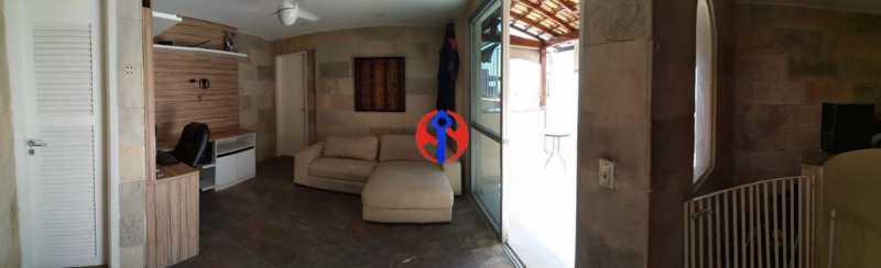 imagem6 Cópia - Cobertura 3 quartos à venda Rio Comprido, Rio de Janeiro - R$ 670.000 - TJCO30038 - 3