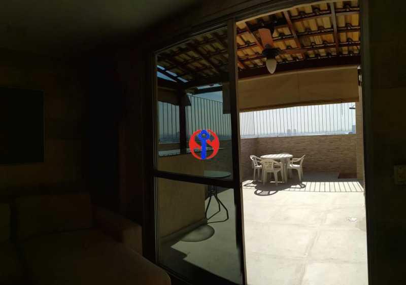 imagem8 Cópia - Cobertura 3 quartos à venda Rio Comprido, Rio de Janeiro - R$ 670.000 - TJCO30038 - 10