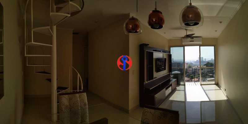 imagem12 Cópia - Cobertura 3 quartos à venda Rio Comprido, Rio de Janeiro - R$ 670.000 - TJCO30038 - 5