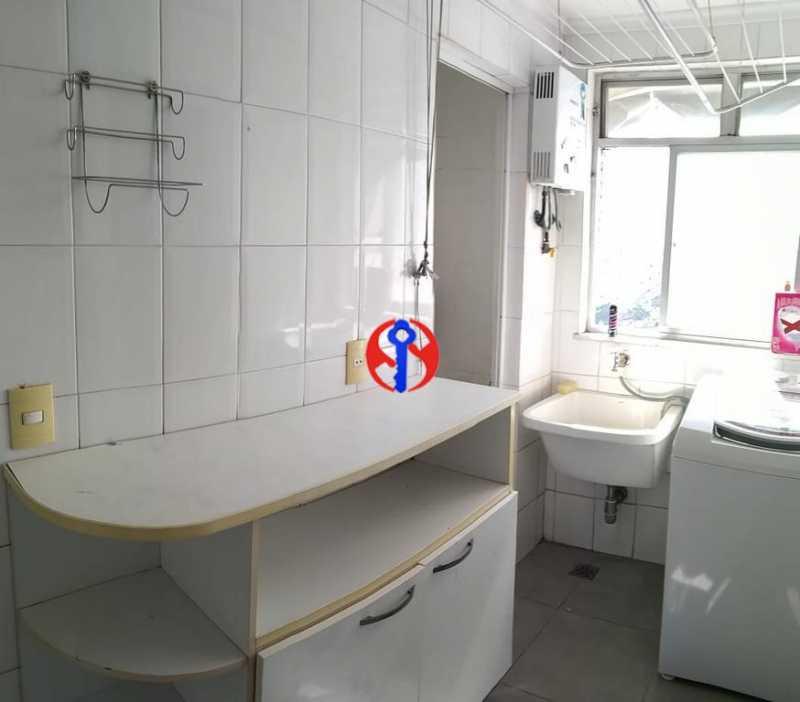 imagem14 Cópia - Cobertura 3 quartos à venda Rio Comprido, Rio de Janeiro - R$ 670.000 - TJCO30038 - 26