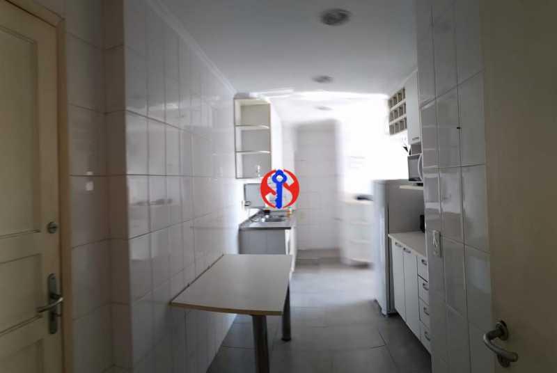 imagem19 Cópia - Cobertura 3 quartos à venda Rio Comprido, Rio de Janeiro - R$ 670.000 - TJCO30038 - 25