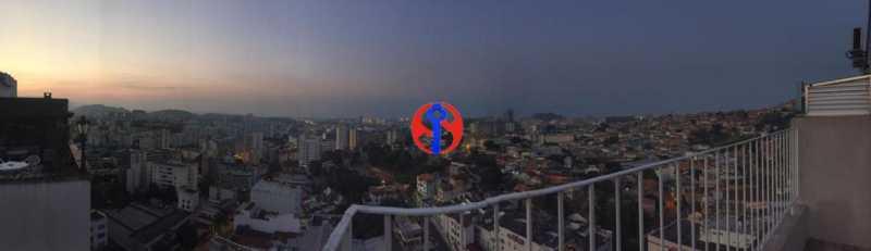 imagem34 Cópia - Cobertura 3 quartos à venda Rio Comprido, Rio de Janeiro - R$ 670.000 - TJCO30038 - 30