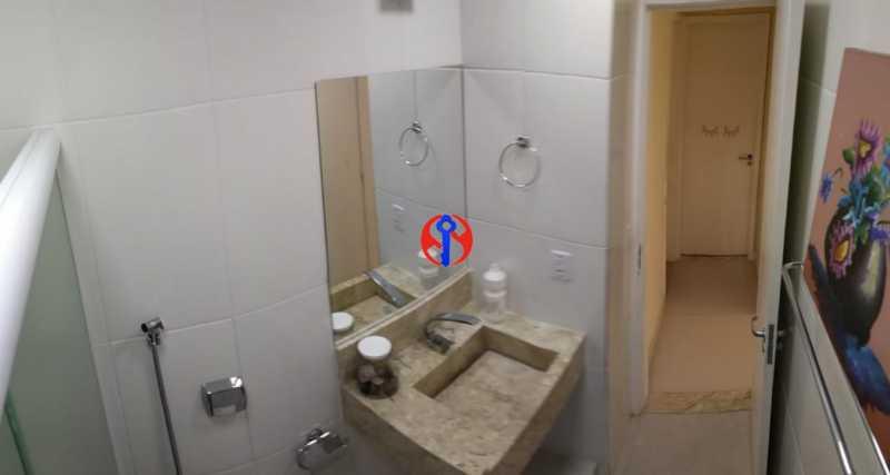 imagem24 Cópia - Cobertura 3 quartos à venda Rio Comprido, Rio de Janeiro - R$ 670.000 - TJCO30038 - 23