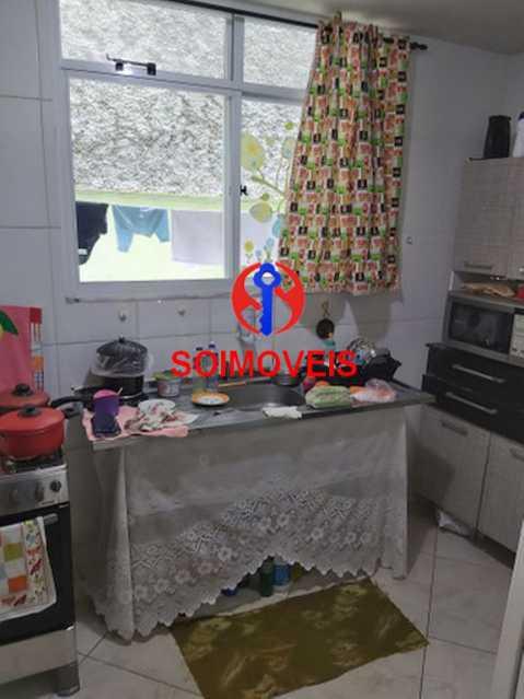 Cozinha - Casa de Vila 2 quartos à venda Quintino Bocaiúva, Rio de Janeiro - R$ 250.000 - TJCV20083 - 7
