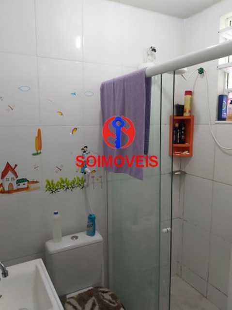 Banheiro social - Casa de Vila 2 quartos à venda Quintino Bocaiúva, Rio de Janeiro - R$ 250.000 - TJCV20083 - 8