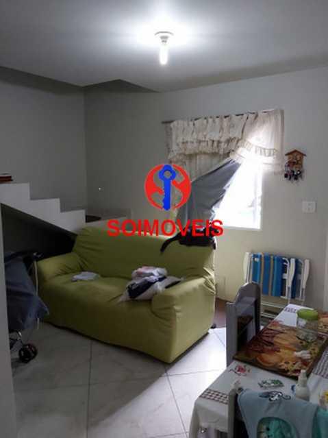 Sala - Casa de Vila 2 quartos à venda Quintino Bocaiúva, Rio de Janeiro - R$ 250.000 - TJCV20083 - 4