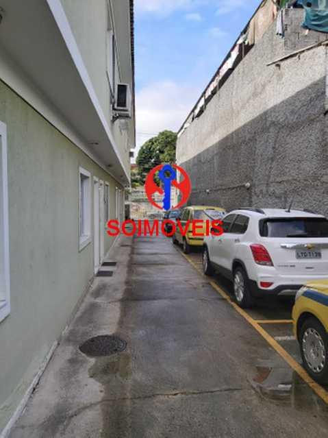 Garagem - Casa de Vila 2 quartos à venda Quintino Bocaiúva, Rio de Janeiro - R$ 250.000 - TJCV20083 - 10