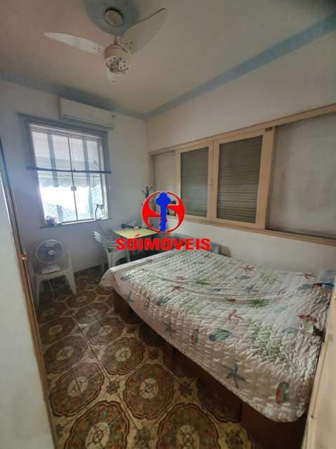 QUARTO - Casa 3 quartos à venda Engenho de Dentro, Rio de Janeiro - R$ 500.000 - TJCA30061 - 8
