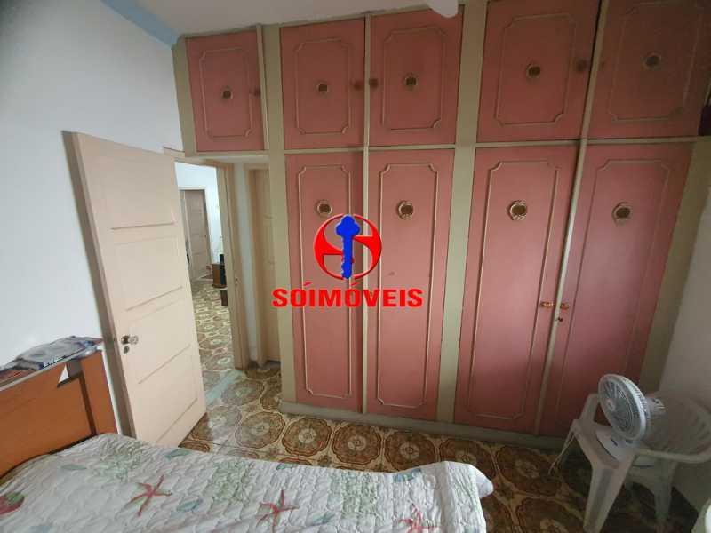 QUARTO - Casa 3 quartos à venda Engenho de Dentro, Rio de Janeiro - R$ 500.000 - TJCA30061 - 9