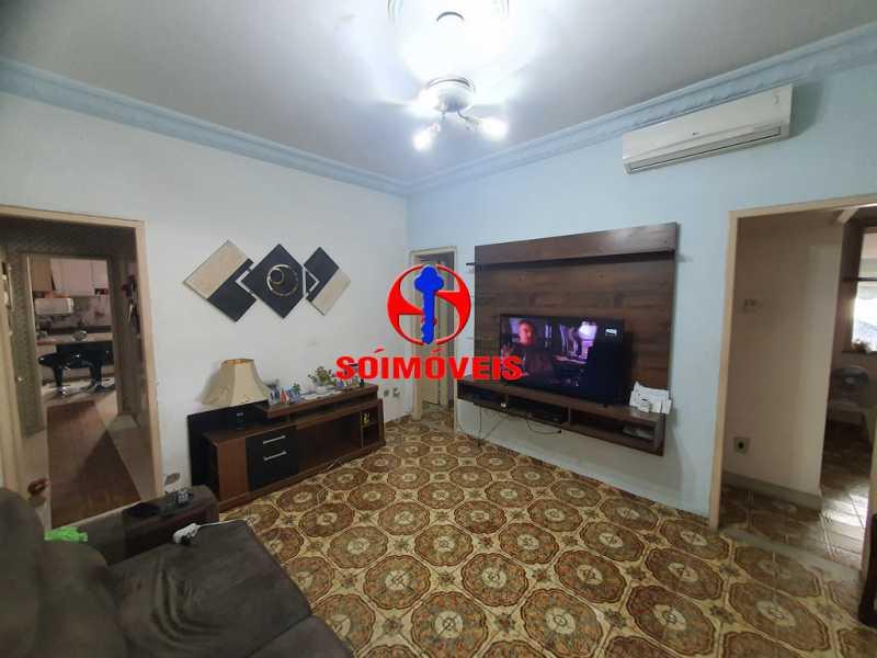 SALA - Casa 3 quartos à venda Engenho de Dentro, Rio de Janeiro - R$ 500.000 - TJCA30061 - 3